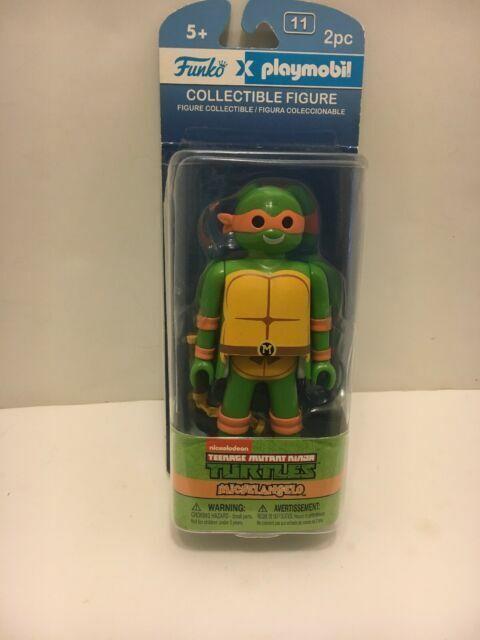 Teenage Mutant Ninja Turtles Shredder 6-Inch Playmobil Action Figure
