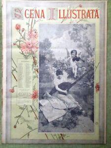 Scena-Illustrata-1-Agosto-1895-Esposizione-Venezia-Juliette-Recamier-Maschicide
