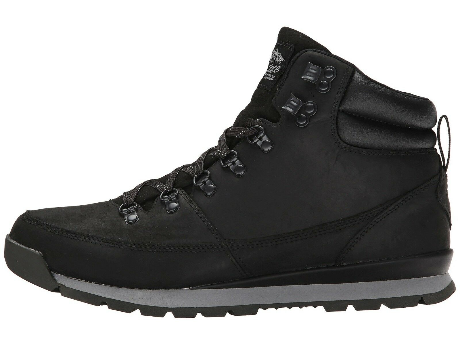 New THE NORTH FACE Back-To-Berkeley Redux Leather Trans Boots - Men's Size 10