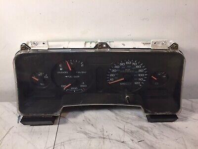 1994 95 96 1997 Dodge Ram M/T Instrument Speedometer Gauge ...