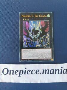 Yu-Gi-Oh-Numero-3-Roi-Cicada-BLAR-FR028-UR-Neuf