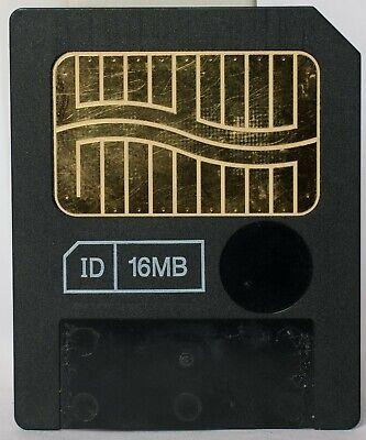 Sin Marca 16MB Smart media memory card hecho en Corea. 3.3 Voltios