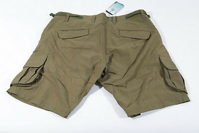 Korda Kore Kombat Shorts Military Olive Men/'s Carp Fishing Cargo Shorts NEW