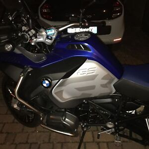 BMW R 1200 BIG GS LC - ( SERBATOIO - TANK ) - adesivi / stickers / decal | eBay
