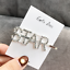 Girls-Cute-Crystal-Rhinestone-Words-Hairpin-Hair-Barrette-Clip-Hair-Accessories thumbnail 9