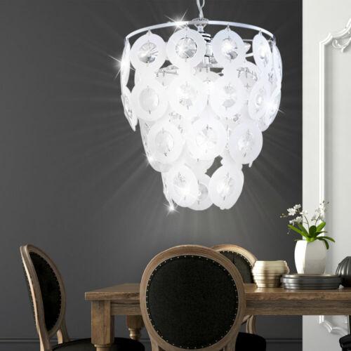 Luxus Hänge Lampe Wohn Zimmer Kristall Pendel Leuchte Decken Strahler Lüster
