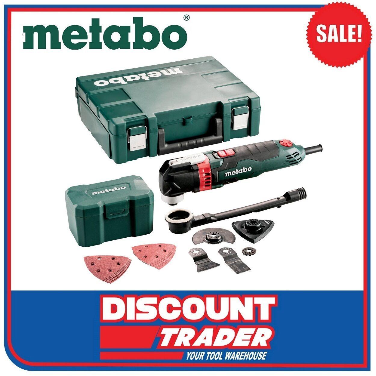 multitool metabo model mt 400 quick set   ebay