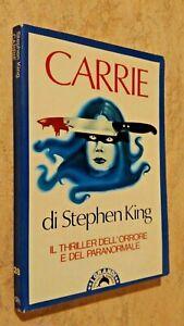 Stephen-King-CARRIE-Grandi-Tascabili-Bompiani-1987