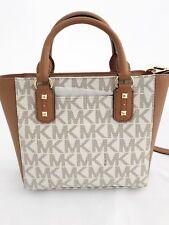 60b4381ecc Michael Kors Sandrine Pyramid Stud Mini Tote Crossbody Bag for sale ...