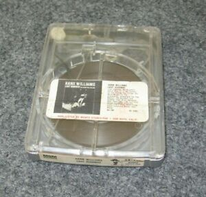 Hank Williams Lost Highway Country 4 Track Clear Tape Cartridge Rare 54-198 MGM
