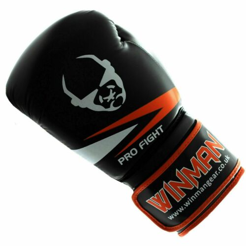 Boxing Gloves Professional Sparring Glove Punch Bag Training MMA Mitts Fight