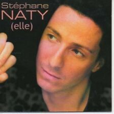 (AE180) Stephane Naty, (Elle) - 2000 CD