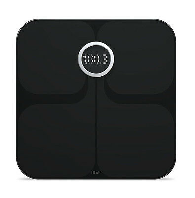NEW Fitbit - FB201B - Aria Wi-Fi Smart Scale from Bing Lee