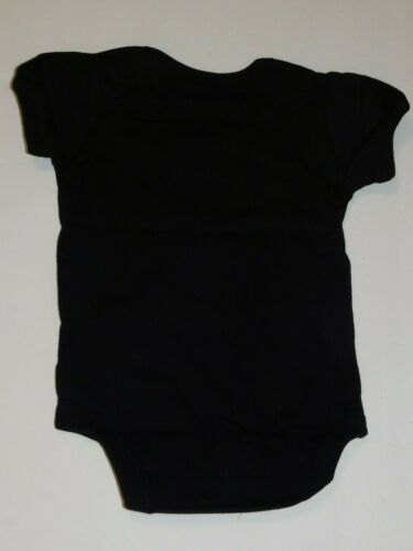 Infant Girl 0 3 6 9 Months Princess of Everything One Piece Creeper Black