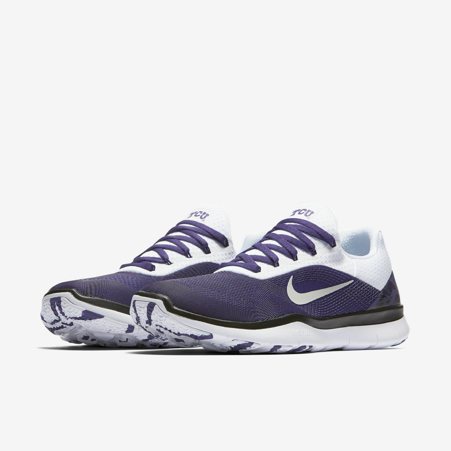 Nike Shoes Free Trainer V7 Week Zero TCU Horned Frogs Shoes Nike AA0881-501 Mens Multi Size 3a0f9a
