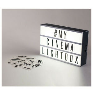 a set 90 letters replacement fit for cinematic lightbox With lightbox replacement letters