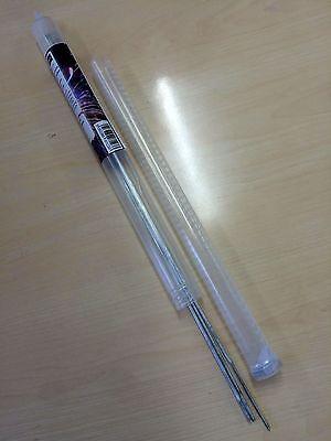 Aluminium Soldering Brazing Welding Rods AL Cast Billet 3 Pack Sticks 375 Deg C