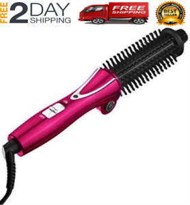 Pro Hair Straightener Hot Comb Heated