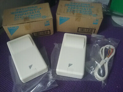 Daikin Air Conditioning Krp413a1s Residential Indoor Unit Adaptor 2pieces Ebay
