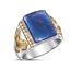 Men-039-s-Buffalo-925-Silver-Animal-Band-Ring-Women-Wedding-Party-Jewelry-Size-6-13 thumbnail 17