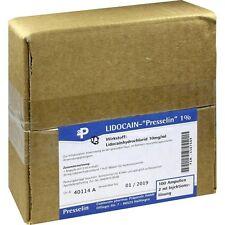 LIDOCAIN Presselin 1% Inj.-Lsg.   100x2 ml   PZN4307089