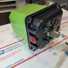 Mar10 60 Ge Rcs Electripowr Electric Rotary Valve Actuator Electrpower New 599