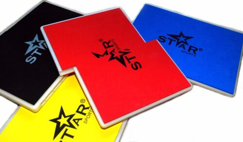 Karate Taekwondo all Colors Martial Artrs Rebreakable Board complete set
