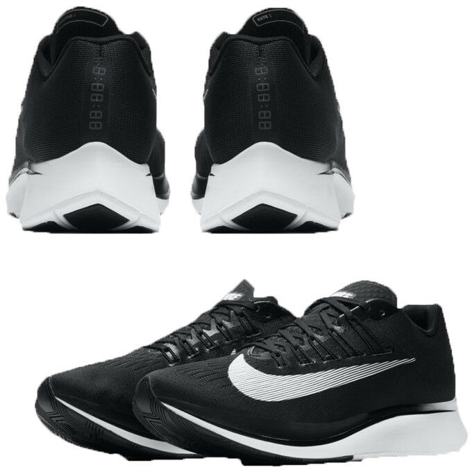 Nike Zoom Fly Lab 880848-001 Negro blancoo 100% AUTHENTIC MEN Running Zapatos DS USA