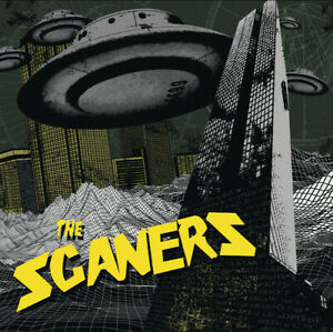 THE-SCANERS-II-DIRTY-WATER-RECORDS-VINYLE-NEUF-NEW-VINYL-GREEN-TRANSPARENT-VINYL