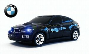 BMW-X6-Wireless-Car-Mouse-Black-CHRISTMAS-GIFT