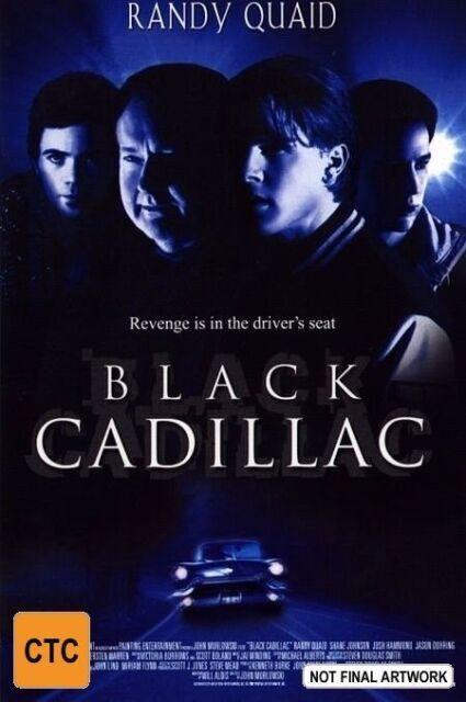 Black Cadillac (DVD, 2003)