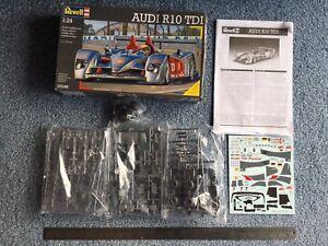 Revell-1-24-Audi-R10-TDI-Le-Mans-Kit-LMP1-07248
