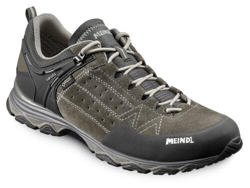 Meindl Ontario GTX Outdoor Schuhe Wandern Trekking loden schwarz