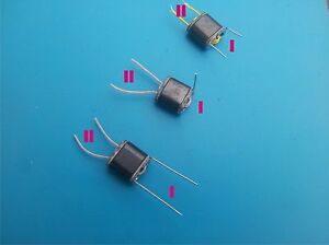 RF Transformer for Power Amplifier 0,5 -25Watts /1 MHz-60 MHz/ -LOT of 3 pcs