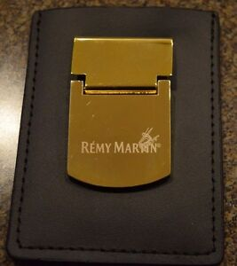 REMY MARTIN COGNAC MONEY CLIP AND CARD HOLDER BRAND NEW IN THE BOX