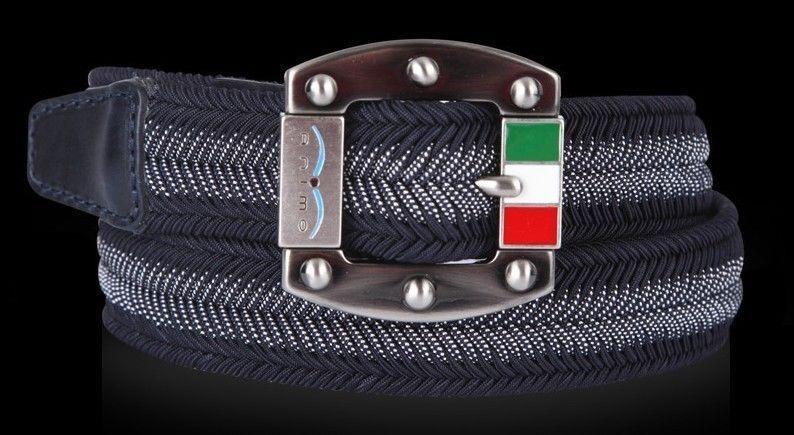 Animo hillo Cintura NeroGrigio Taglia 80cm o 31.5 MOSTRA CONCORSO Casual Wear