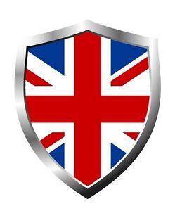 UNITED KINGDOM COUNTRY VINYL FLAG DECAL STICKER