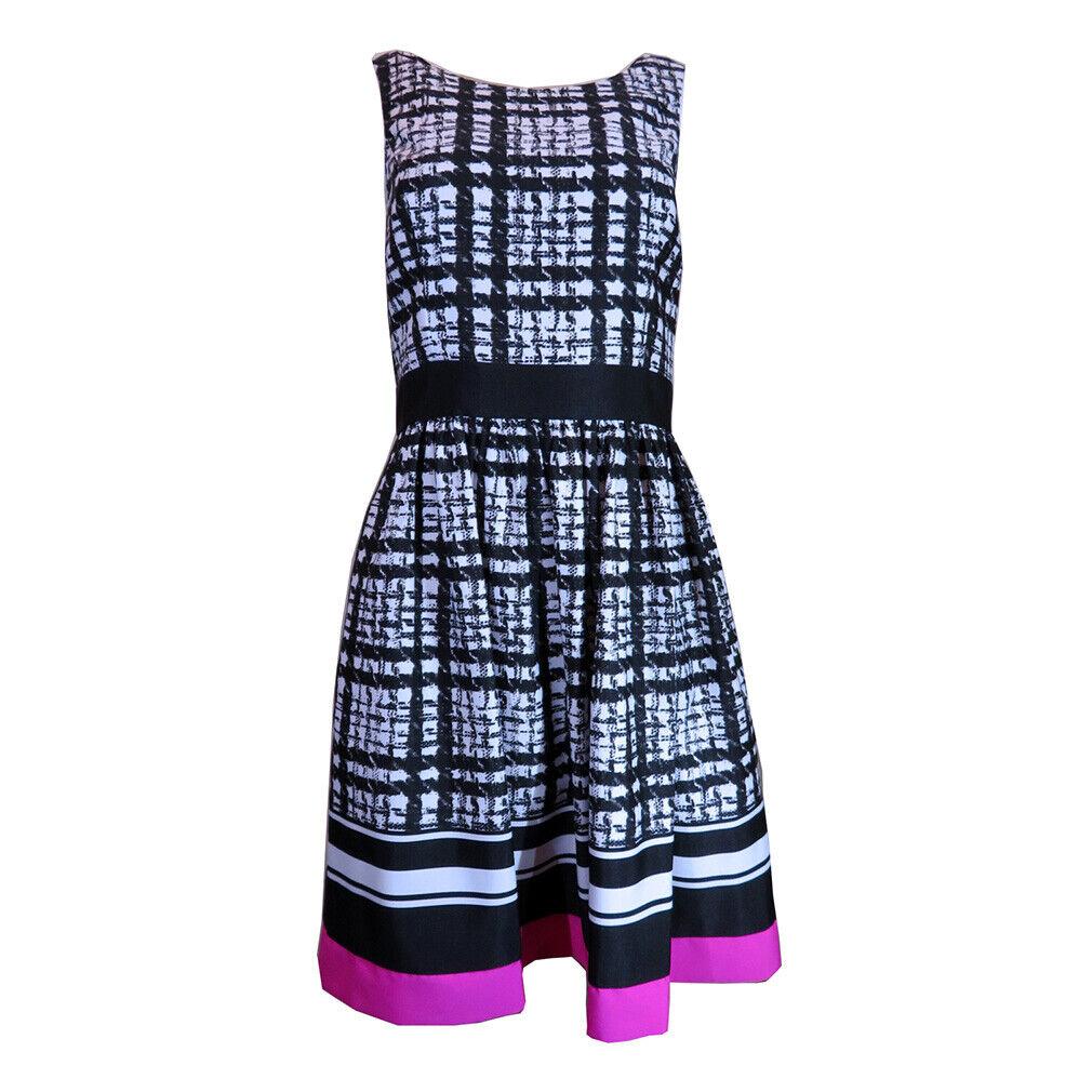 Eliza J damen Fit-and-Flare Dress, Größe-6