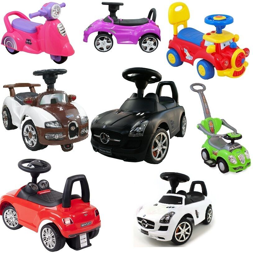 Rutschauto Kinderauto Kinderfahrzeug Rutscher Rutschfahrzeug Viele Varianten