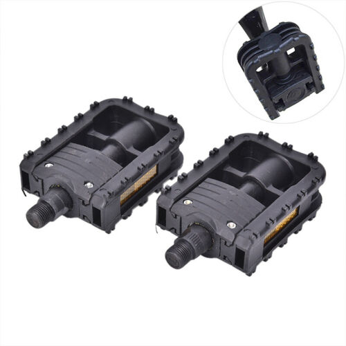 2pcs Bicycle Folding Pedal Carbon Steel Bearing Pedals Bicycle AccessoMJUS