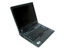 IBM Thinkpad Laptop G40 Linux Xbuntu and Ubuntu Studio with  Power Cord