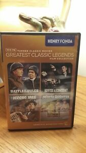 TCM-Greatest-Classic-Films-Collection-Henry-Fonda-DVD-2014-4-Disc-Set