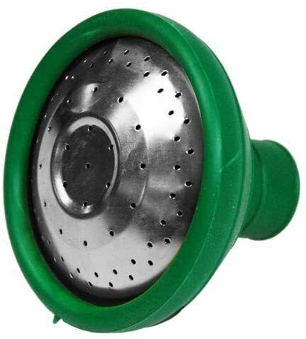 Kingfisher B609BX Rose Metal Watering Can - Green