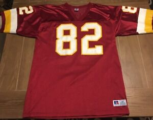 official photos 437cf 7f3b5 Details about Vintage NFL Washington Redskins Michael Westbrook Jersey Size  48