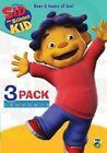 Sid the Science Kid: Sid Pack Motion/Sense/Wings by Various Artists (DVD, May-2014, Sid the Science Kid)