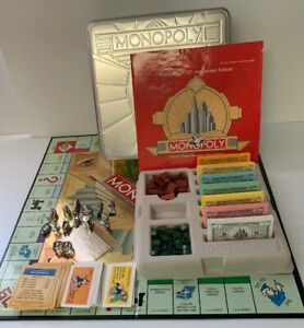 MONOPOLY HOLDEN 70TH ANNIVERSARY EDITION BOARD GAME