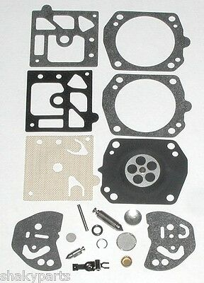 Carb Kit for Poulan 2800 for Walbro Model HDA Carb