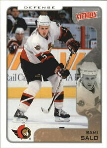 2001-02-Upper-Deck-Victory-Hk-Cards-251-440-A5960-You-Pick-10-FREE-SHIP