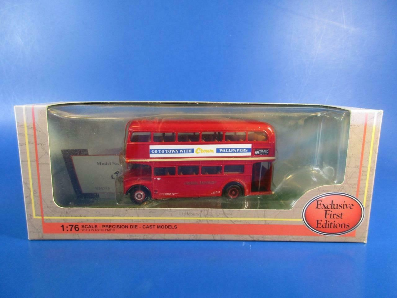 EFE 15635F RM ROUTEMASTER LONDON TRANSPORT L.O.T.S RM588, 1 76, MIB