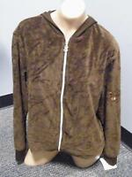 Bill Blass Lifestyle Zip Up Hoodie Medium $38